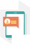 fluent-socialmedia-icon